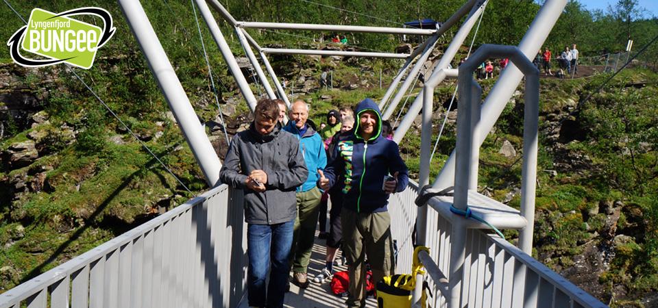 Lyngenfjord Bungee